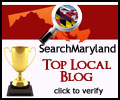 Top Local Blog from Search Maryland